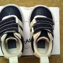 Gap Infant Shoes (Size 3) Photo