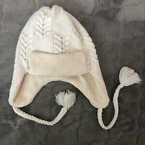 Gap Ivory Knit Winter Hat - Size S/m Photo