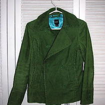 Gap Jacket - Green Corduroy Photo