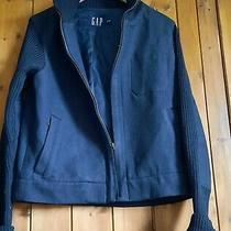 Gap Jacket Navy Xs Photo