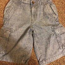 Gap Jean  Boys Cargo Shorts Size 8  Photo
