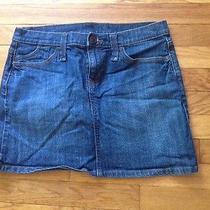 Gap Jean Skirt Denim Women's Size 8 Photo
