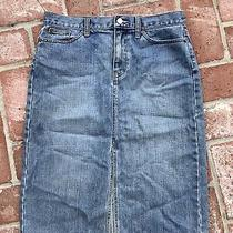 Gap Jeans - Denim Skirt - Sz 10 - Barely Worn Photo