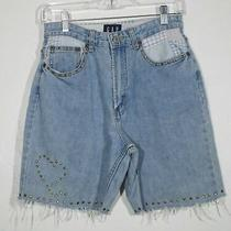 Gap Jeans Shorts Size 8 Photo