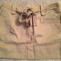 Gap Jeans Skirt Women's Size 1 Ln Photo