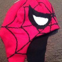 Gap Junk Food Spiderman Hat Size M/l New Photo