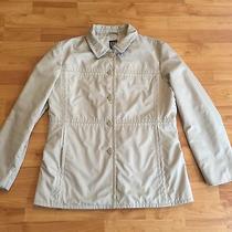 Gap Khaki Misses Spring Summer Jacket Large  Photo