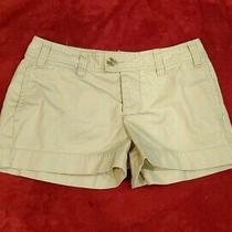 Gap Khaki Shorts Juniors Size 1 Photo