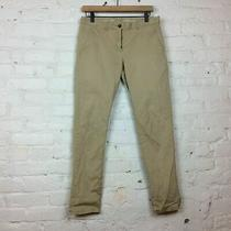 Gap Khaki Straight Leg Pants  2 Photo