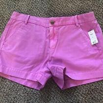 Gap Khakis by Gap Sunkissed Shorts Pink Womens 6 Nwt Photo