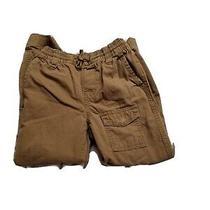 Gap Kid Jogger Regular  Size S Khaki Boys Pants Uniform Euc Photo