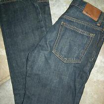 Gap Kids 1969 Indigo Slim Fit Jeans Size Boy's 14 Regular 26