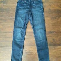Gap Kids 1969  Legging Jeans Dark Wash sz.14 Photo