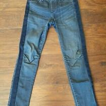 Gap Kids 1969  Legging Jeans Skimmer Dark Wash sz.14 Photo