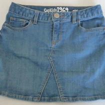 Gap Kids 1969 Mini Skirt Jeans Girls Regular Size 10 Euc Photo
