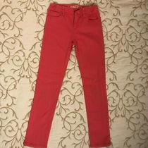Gap Kids 1969 Super Skinny Pink Jeans - Girls Size 8 - Nice Photo