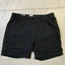 Gap Kids Black Biker Play Shorts Size L (10) Photo