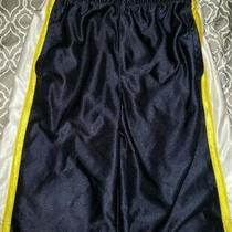 Gap Kids Boy Ball Shorts Size 8-9 M Blue Photo