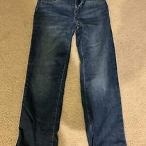 Gap Kids Boys 1969 Washed Blue Light Weight Jeans Size 10 Regular Fit Photo
