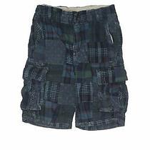 Gap Kids Boys Blue Cargo Shorts 7 Photo