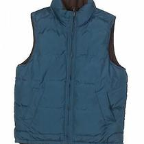 Gap Kids Boys Blue Vest Medium Tots Photo
