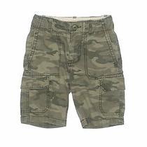 Gap Kids Boys Green Cargo Shorts 6 Photo
