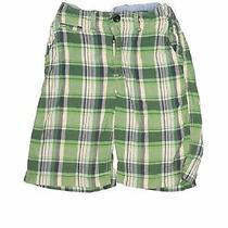 Gap Kids Boys Green Shorts 8 Photo