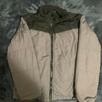 Gap Kids Boys Jacket Gray and Black Size Large Excellent Condition Photo