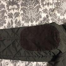 Gap Kids Boys Med Quilted Jacket Sixze M (8) Photo