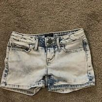 Gap Kids Denim Shorts Girls Size 5 Photo