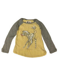 Gap Kids Disney Girls Bambi Embellished Shirt Size Xs Photo