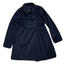 Gap Kids Double-Button Wool Coat for Girls (Size Xl Regular) Photo