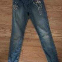 Gap Kids Girl Skinny Jeans Size 12 Photo