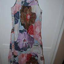 Gap Kids Girls 10 L Floralsummer Dress  Photo