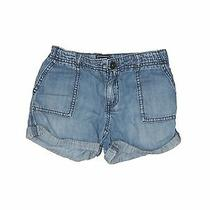 Gap Kids Girls Blue Denim Shorts 7 Photo