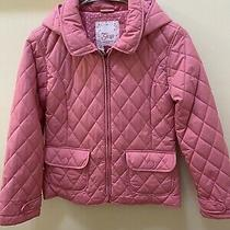 Gap Kids Girls Jacket Pink Size 12 Photo