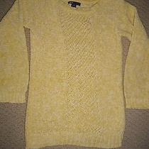Gap Kids Girls Loose Knit Tunic Sweater Photo