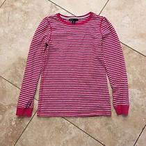 Gap Kids Girls Shirt Size 8 Medium Long Sleeve Photo