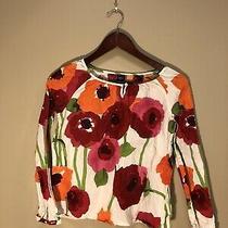 Gap Kids Girls Shirt Size Xl 12-14 Excellent Condition Bold Bright Floral Photo