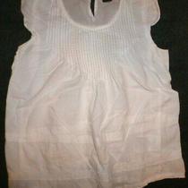 Gap Kids Girls Short Sleeves Top/blouse Sz-Xl(12) Photo