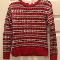 Gap Kids Girls Size M (8) Long Sleeve Pullover Sweater Photo