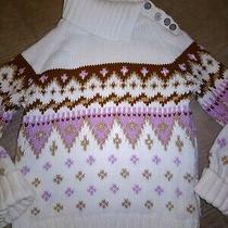 Gap Kids Girls Sweater Size Xs 4/5  Photo