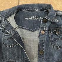Gap Kids Jean Jacket Large Photo