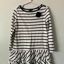 Gap Kids Long Sleeve Dress Size Xs 4-5 Photo