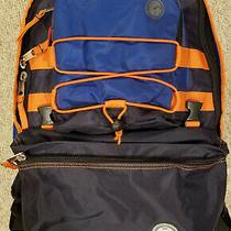 Gap Kids Nwot School Backpack in Black/navy  Photo