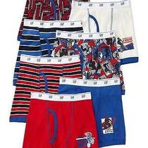 Gap Kids Nwt Bmx Bike Boxer Briefs 7pk Underwear Xxs 2 3 Years Photo