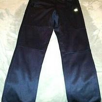Gap Kids/old Navy-Size Large(10) Boy's Lot of 3 Active Knit Joggers-2 Blue 1gray Photo