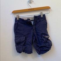 Gap Kids Size 5 Slim Navy Shorts Photo