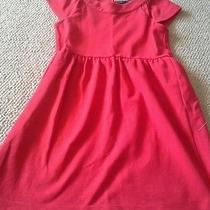 Gap Kids Size Large Red Dress Photo