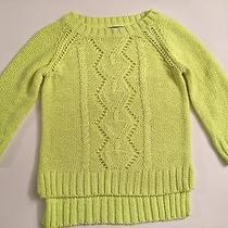 Gap Kids Size M 8 Neon Summer Sweater Photo